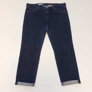 Adriano Goldschmied | Stevie Roll-Up Jeans Size 8
